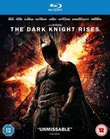 DARK KNIGHT RISES THE BD [Blu-ray] [UK Import]