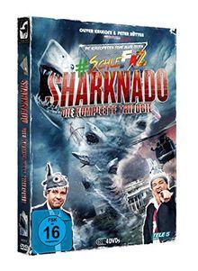 #SchleFaZ - Sharknado: Die komplette Trilogie [4 DVDs]