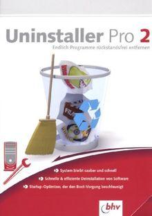 Uninstaller Pro 2