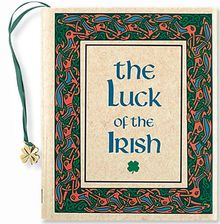 The Luck of the Irish (Peter Pauper Charming Petites)