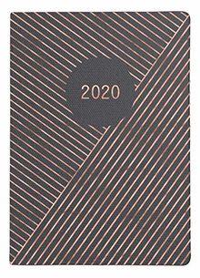 "Terminplaner NatureArt ""Streifen"" 2020"