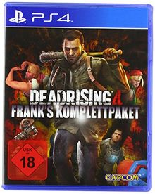 Dead Rising 4: Franks Komplettpaket (100% UNCUT) [PlayStation 4]