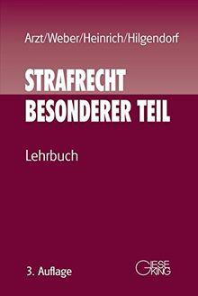 Strafrecht, Besonderer Teil: Lehrbuch