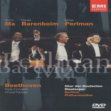 Beethoven - Tripelkonzert/Choral Fantasy