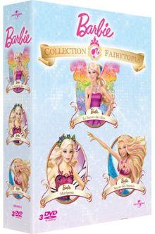 Barbie, fairytopia : secret des fées ; secret des sirènes ; mariposa [FR Import]