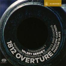 Tschaikowsky: Ouvertüre 1812/Moskau-Kantate/Slawischer Marsch/Krönungsmarsch/Fest-Ouvertüre Op.15