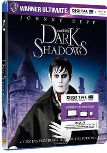 Dark shadows [Blu-ray] [FR Import]