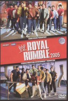 WWE - Royal Rumble 2005