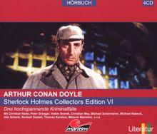 Sherlock Holmes Collectors VI