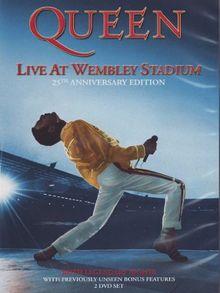 Queen - Live at Wembley Stadium [2 DVDs]