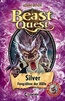 Beast Quest - Silver, Fangzähne der Hölle: Band 52