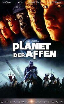 Planet der Affen - Neuverfilmung [VHS] [Special Edition]