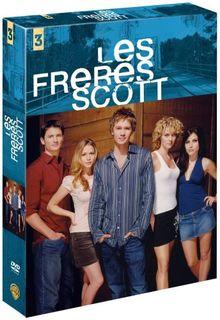 Les Frères Scott : l'intégrale saison 3 - Coffret 6 DVD [FR IMPORT]
