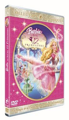 Barbie au bal des 12 princesses [FR Import]