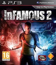 Third Party - InFamous 2 Occasion [ PS3 ] - 0711719174783