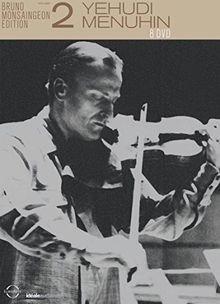 Yehudi Menuhin - Bruno Monsaingeon Edition Vol. 2 [8 DVDs]