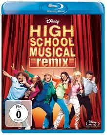 High School Musical - Remix [Blu-ray]