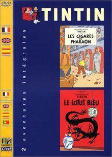 Les Aventures de Tintin : Les Cigares du Pharaon / Le Lotus bleu