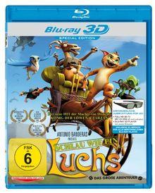 Schlau wie ein Luchs - Real 3D [3D Blu-ray] [Special Edition]
