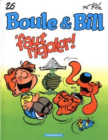Boule et Bill, Tome 26 (French Edition)