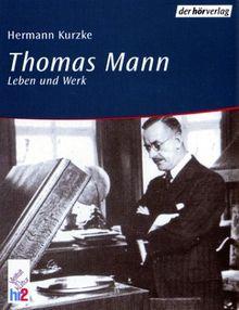 Thomas Mann, Leben und Werk, 2 Cassetten