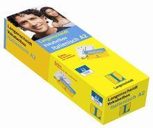 Langenscheidt Vokabelbox Italienisch A2 - Box mit 800 Karten: Der Zertifikatswortschatz für Niveau A2