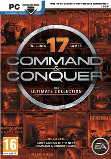 NEW & SEALED! Command And Conquer The Ultimate Edition PC Game UK