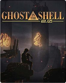 Ghost in the Shell 2.0 im FuturePak
