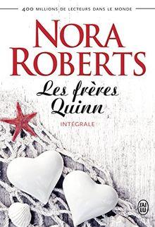 Les frères Quinn, Intégrale Tomes 1 à 4 : Dans l'océan de tes yeux ; Sables mouvants ; A l'abri des tempêtes ; Les rivages de l'amour
