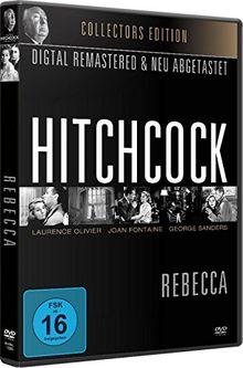 Alfred Hitchcock: Rebecca (1940) [Collector's Edition] [DVD]