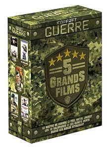 Coffret guerre - 5 grands films