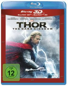 Thor - The Dark Kingdom (inkl. 2D Blu-ray)