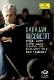 Herbert v. Karajan - Karajan in Concert (2 DVDs) NTSC