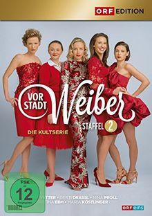 Vorstadtweiber: Staffel 2 (Österreich Version) [3 DVDs]