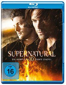 Supernatural - Staffel 10 [Blu-ray]