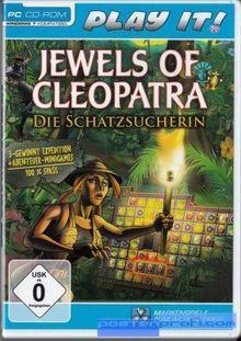 Jewels of Cleopatra: Die Schatzsucherin [freundin]