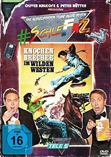 #SchleFaZ - Knochenbrecher im wilden Westen