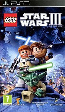 lego star wars iii : the clone wars [sony psp]