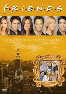Friends - Die komplette neunte Staffel (4 DVDs)