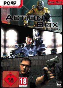 Action Box Vol. 1 - [PC]