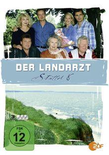 Der Landarzt - Staffel 8 (Jumbo Amaray - 3 DVDs)