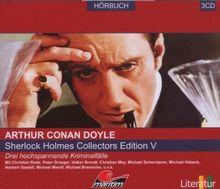 Sherlock Holmes Collectors V