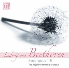 The Royal Philarmonic Orchestra conducts: Ludwig van Beethoven's Symphonies 1-9