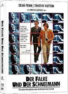 Der Falke und der Schneemann - Mediabook/Limited Collector's Edition auf 222 Stück (+ DVD) [Blu-ray]