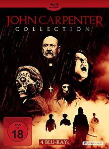 John Carpenter Collection [Blu-ray]