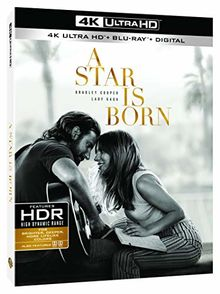 A star is born 4k ultra hd [Blu-ray]