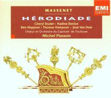 Massenet - Hérodiade / Studer, Denize, Heppner, Hampson, van Dam, Plasson