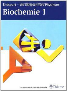 Endspurt - die Skripten fürs Physikum: Biochemie 1
