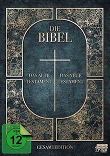 Die Bibel - Das Alte Testament/Das Neue Testament - Gesamtedition HD-Remastered (Fernsehjuwelen) [17 DVDs]