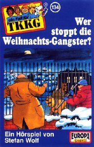 134/Wer Stoppt die Weihnachts-Gangster [Musikkassette]